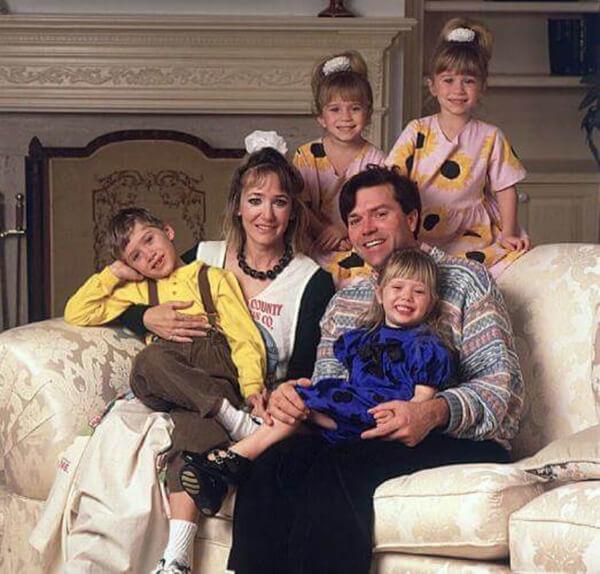 olsen-family