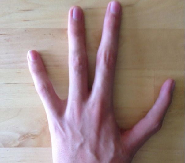 hand finger