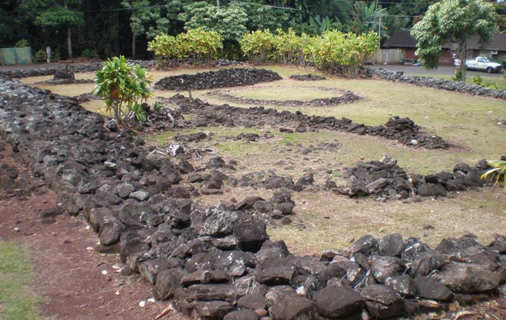 Keaʻiwa Heiau State Recreation Area