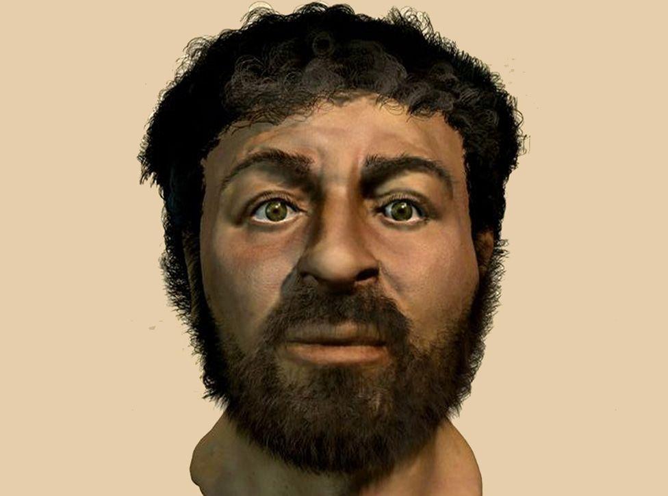 jesus looks like