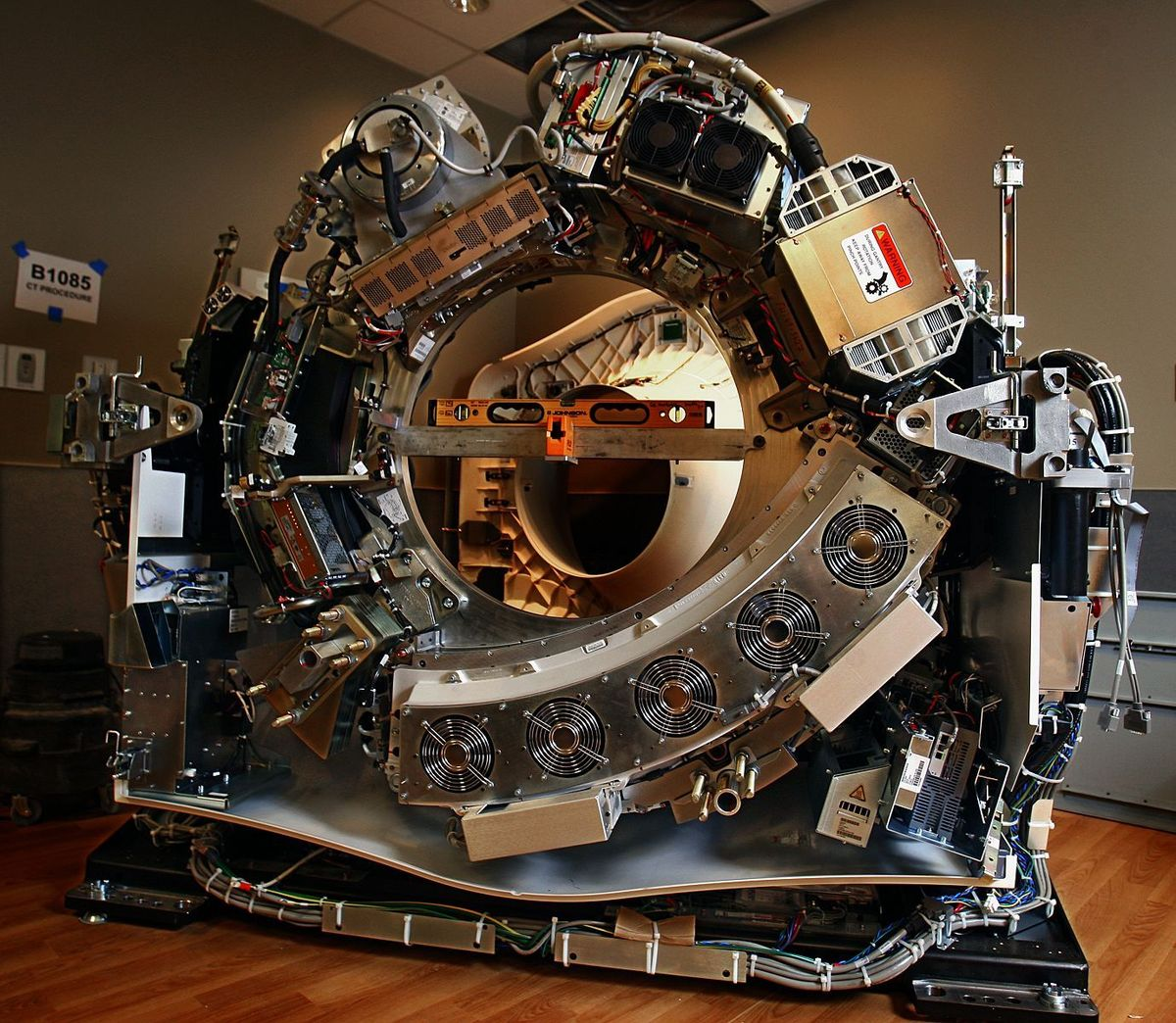 tranformer/CT scanner