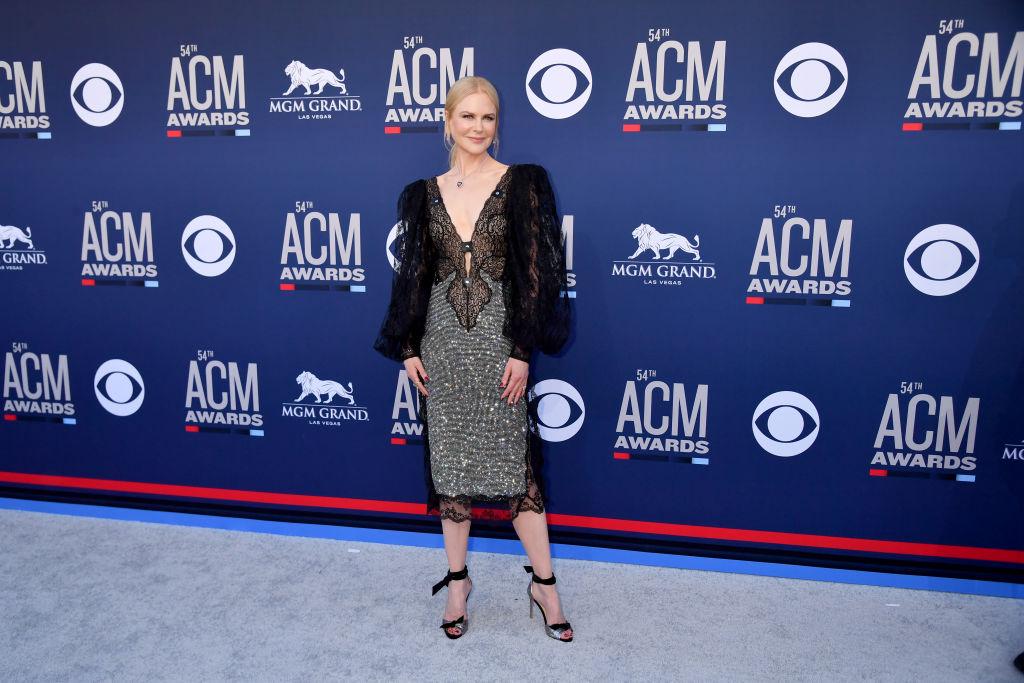 Nicole Kidman at the 2019 ACM Awards