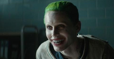 Jared Leto's version of The Joker
