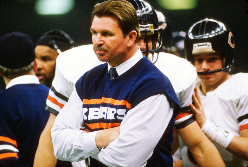 mike ditka toughest nfl players