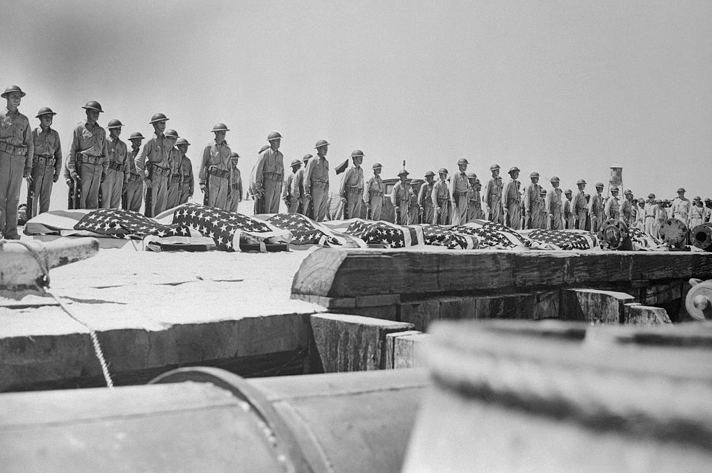 Memorial for the Battle of Midway
