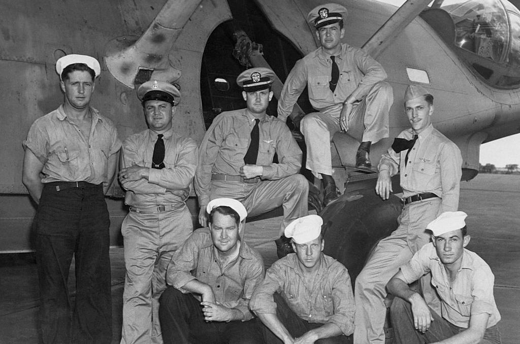Crew of the Pacific Fleet