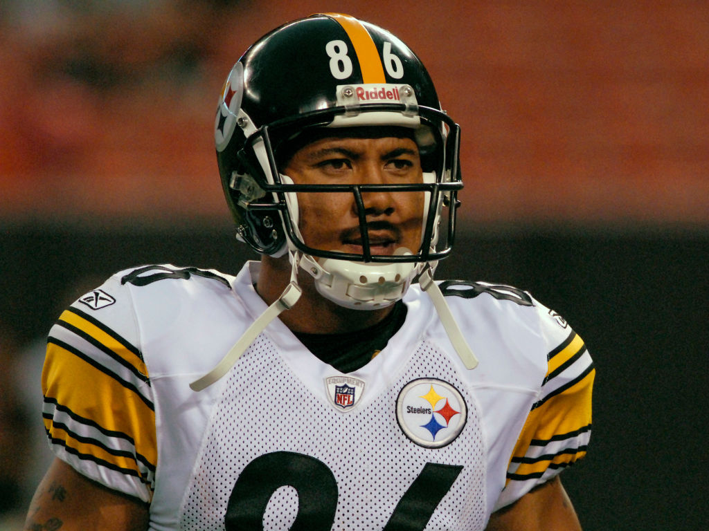 hines ward toughest nfl players