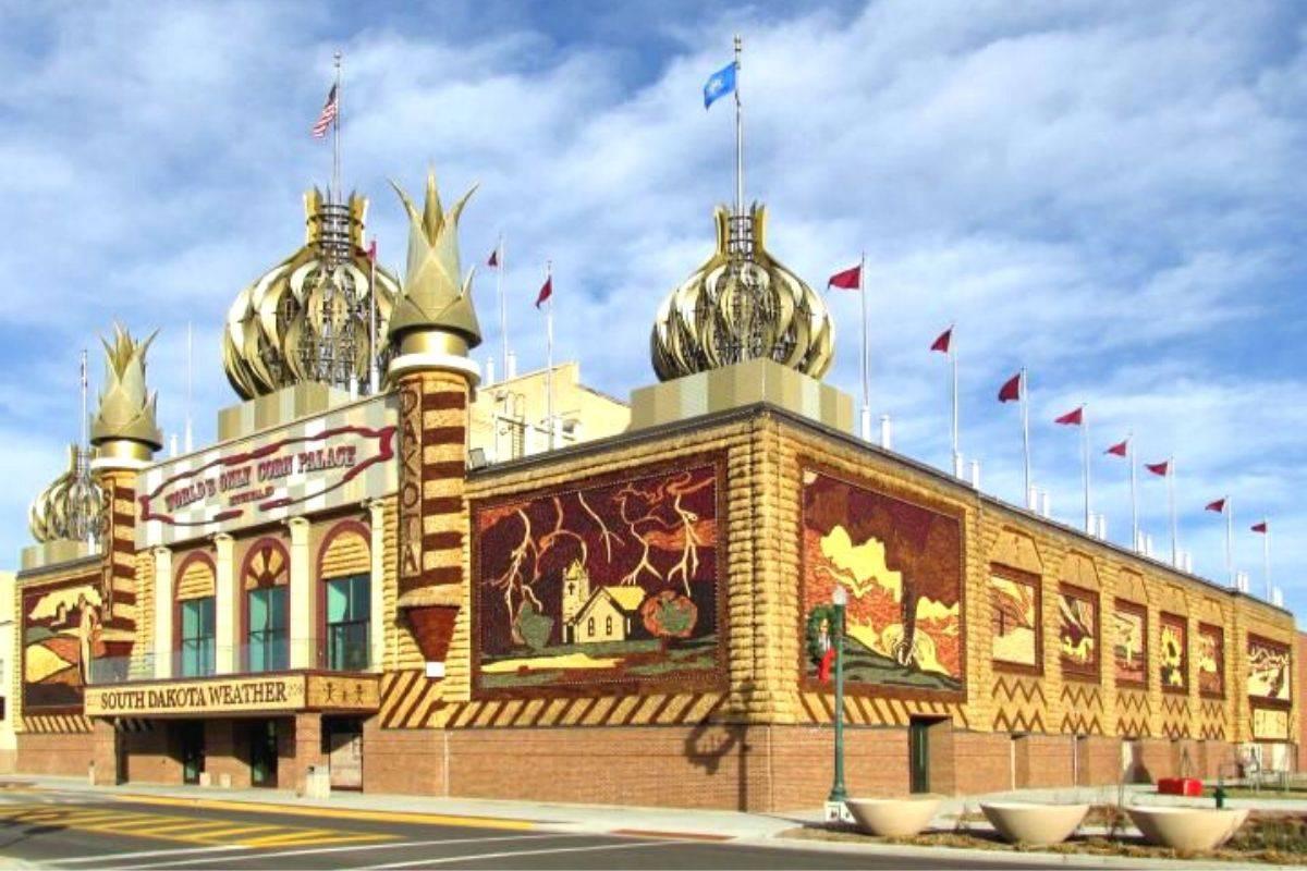 south dakota corn palace