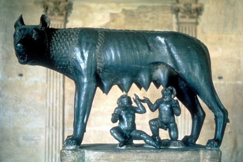 Statue of Romulus