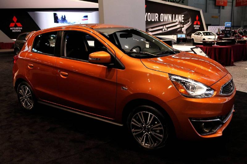 Basic Is The Best Way To Describe The Mitsubishi Mirage
