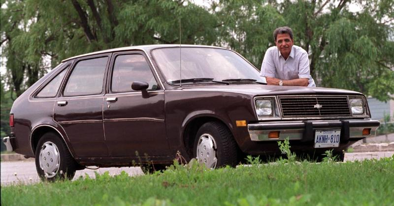 Chevrolet Chevette Came Out During Big Truck Popularity