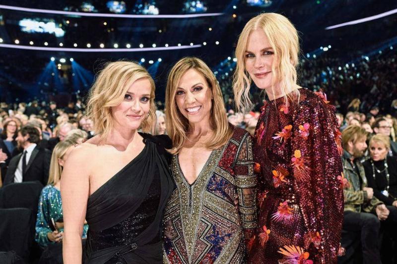 Reese Witherspoon, Sheryl Crow & Nicole Kidman