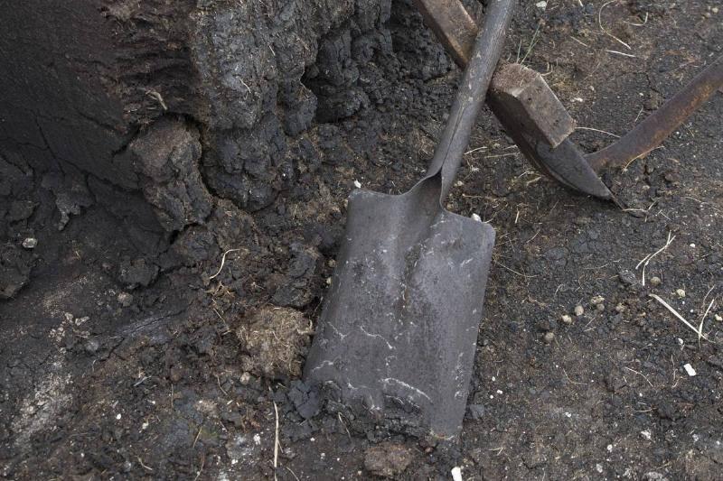 Shovel-In-Hand-John-Began-To-Dig-82557