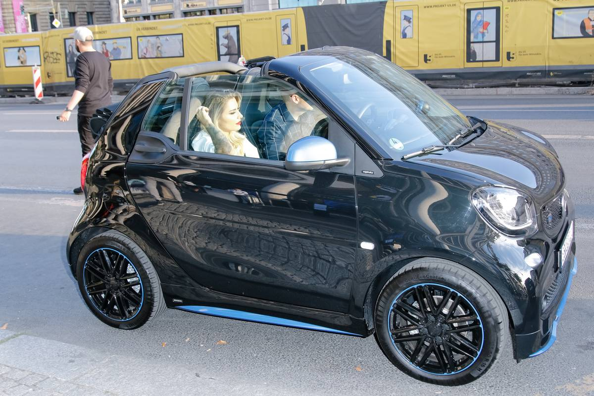 Smart Fortwo Would Bake Its Occupants On A Warm Day