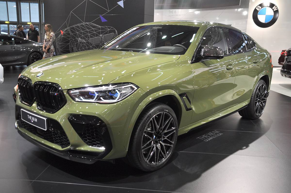 The BMW X6 Never Should Have Been Released