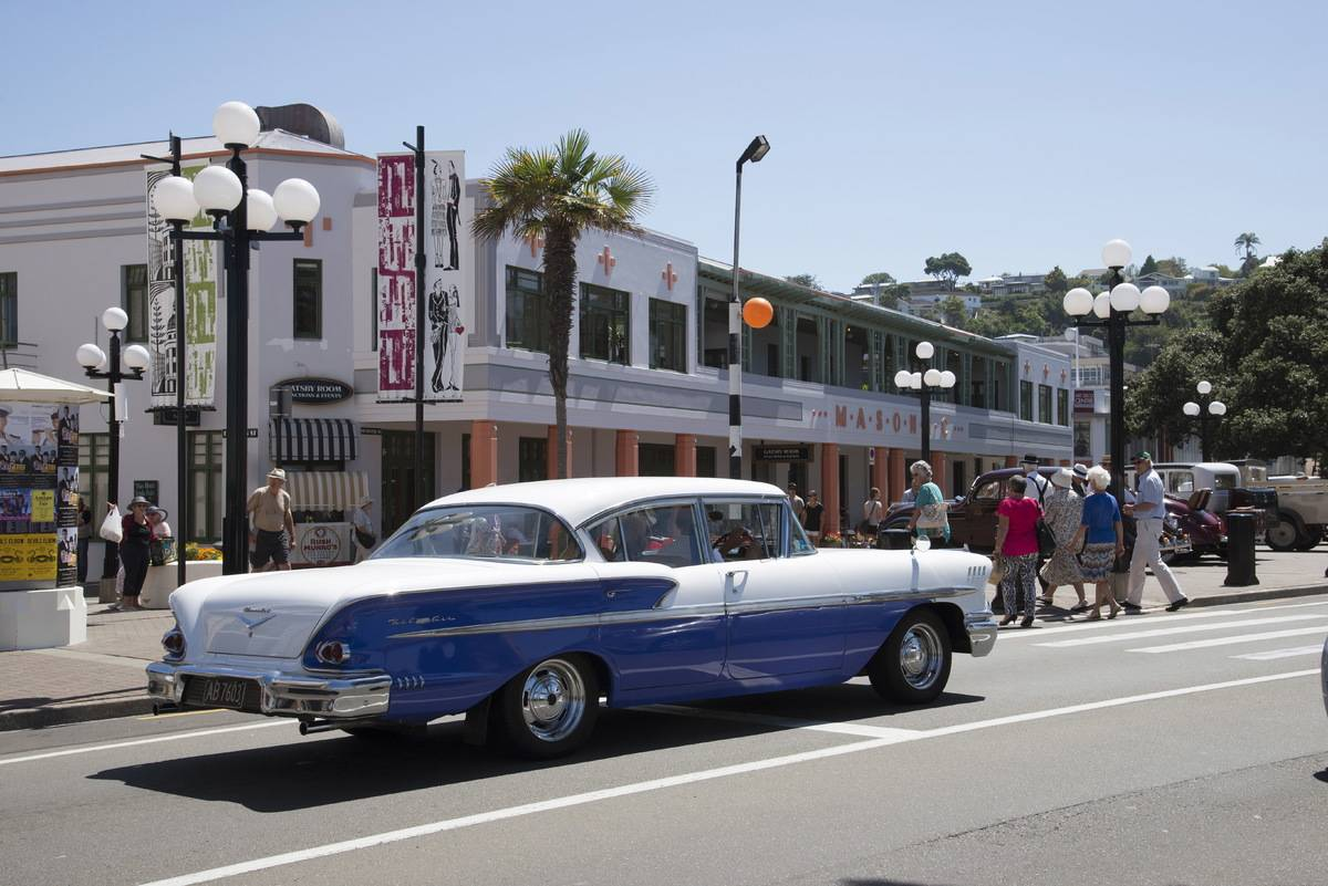 The Chevy Bel Air Might Be Iconic But It Wasn't Popular