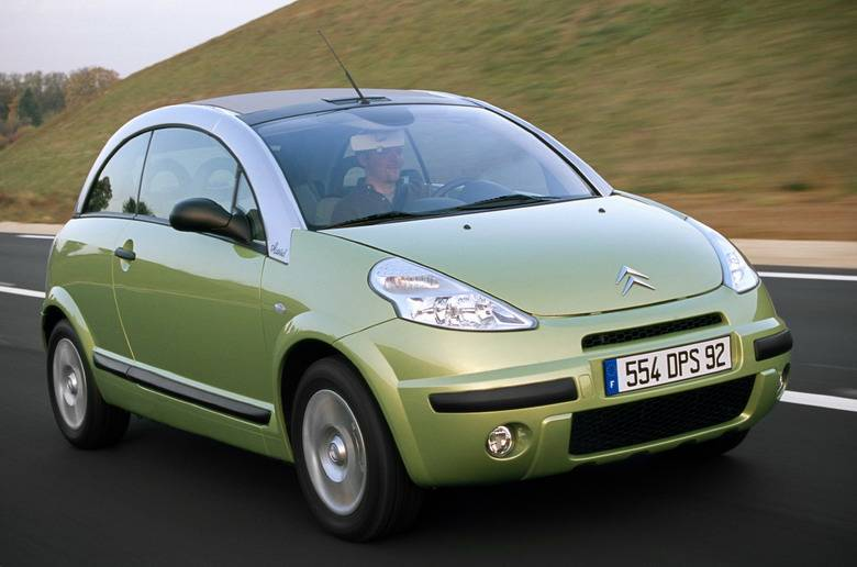 The Citroën Pluriel Was Glitchy And Boring