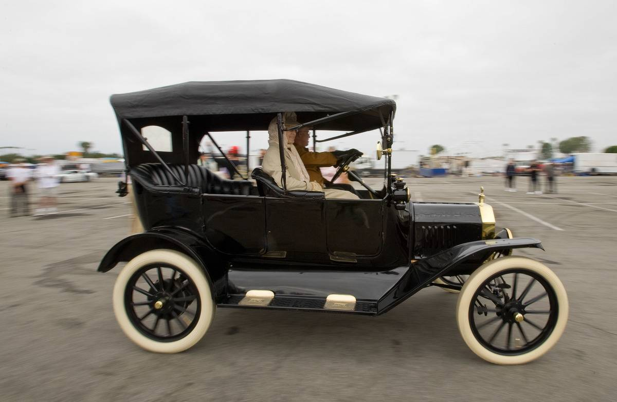 The Ford Model T Was A  Fire Hazard