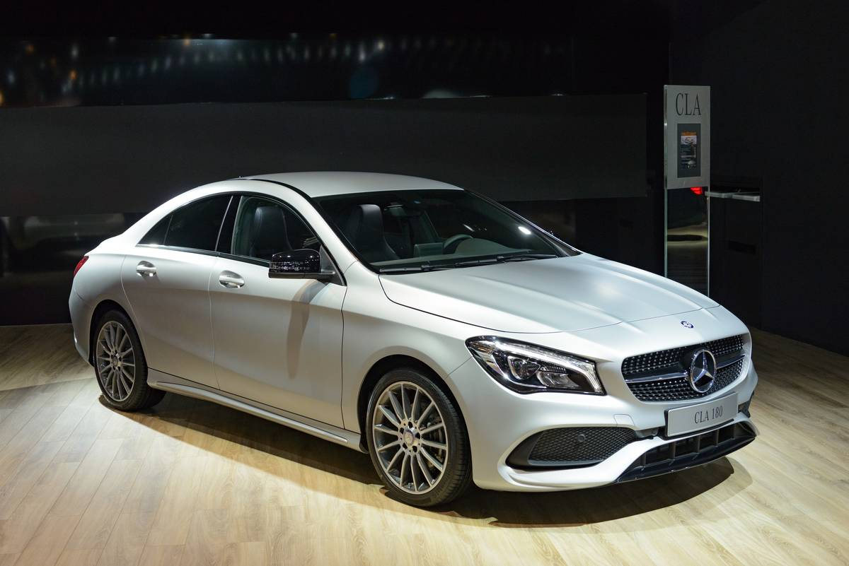 The Mercedes CLA Was That One Time Mercedes Went Cheap