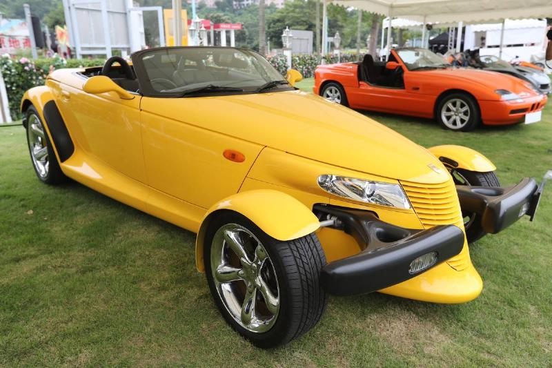 The Plymouth Prowler Was Flashy With No Perks