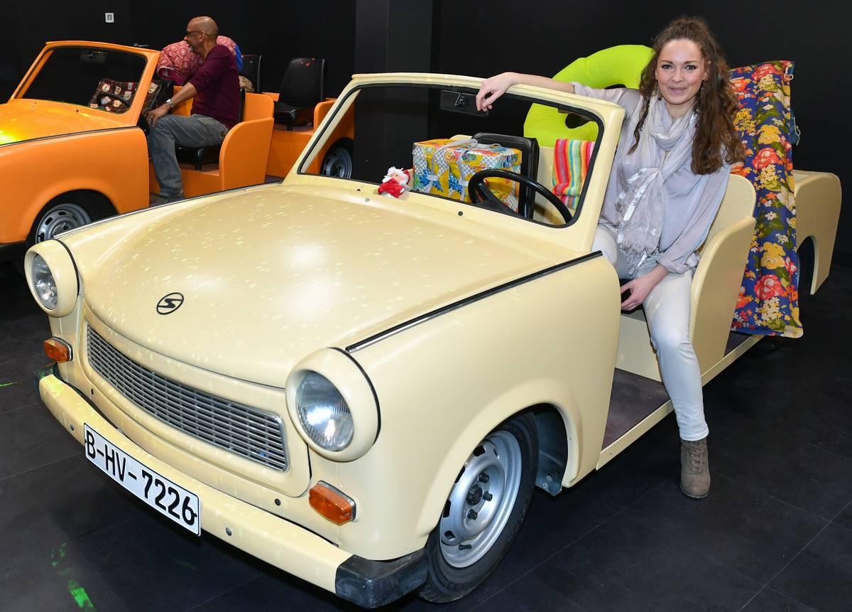 The Trabant Was Missing A Few Key Parts