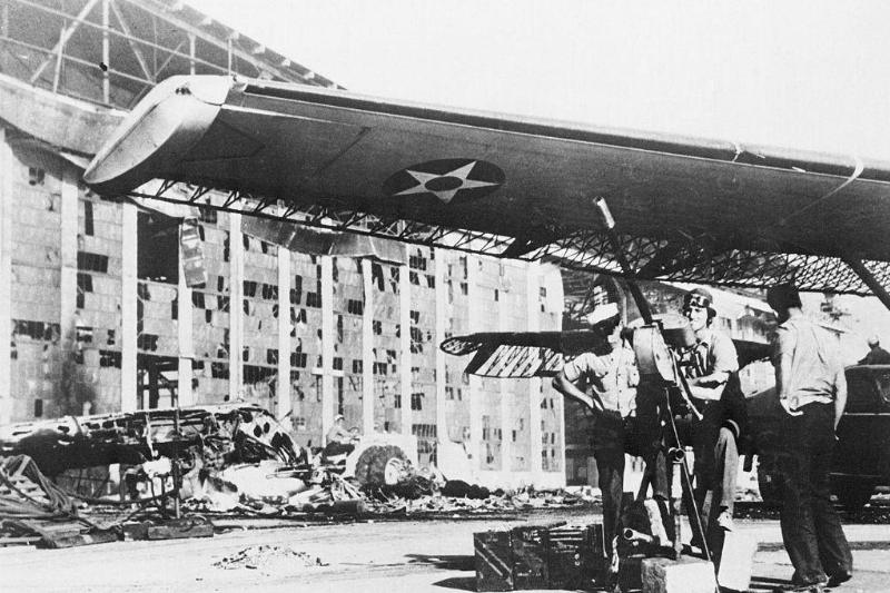 Five American Pilots Managed To Get Airborne To Attack The Enemy, But One Was Denied The Medal Of Honor