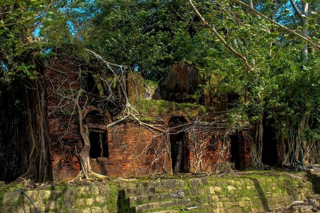 Netaji Subhash Chandra Bose Island In South Andaman, India