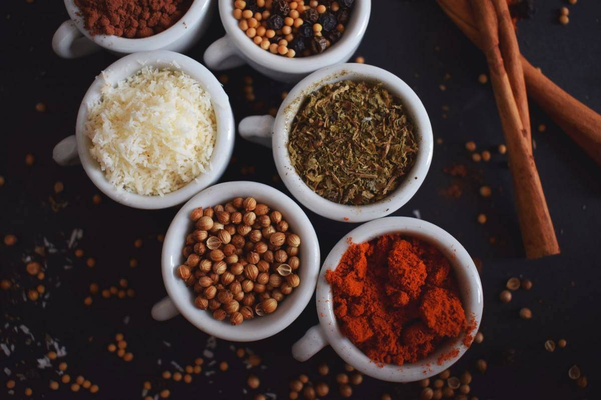 Old Spices Can Cause Digestive Problems