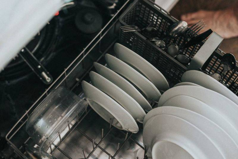 Skip The Gel Dishwasher Detergent