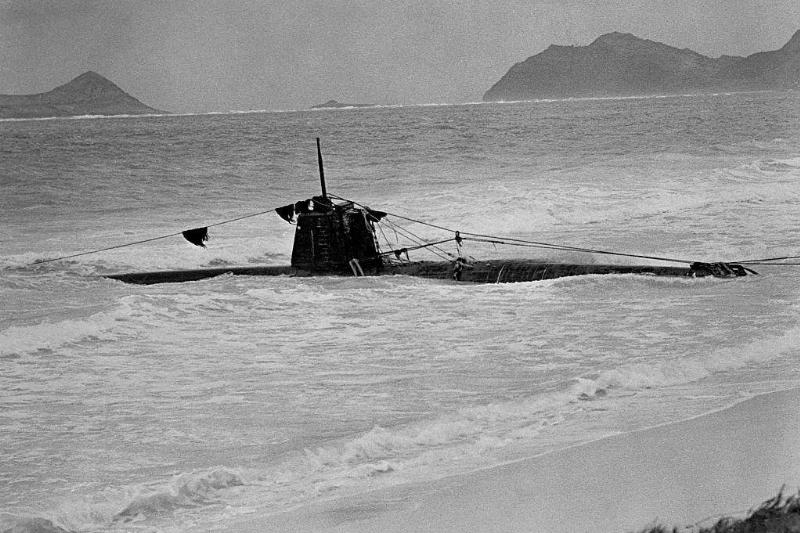 The Americans Captured A Submariner, The Very First Japanese POW Of WW2