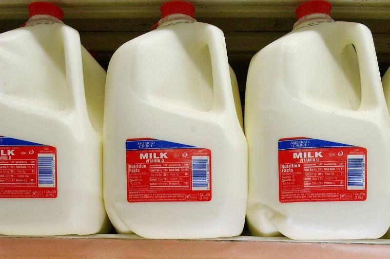 Full Fat Milk Can Actually Be A Healthier Choice