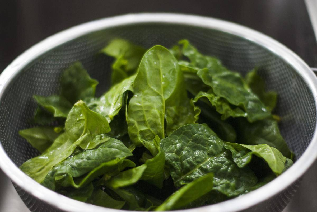 Dark, Leafy Vegetables Are A Good Way To Go Green