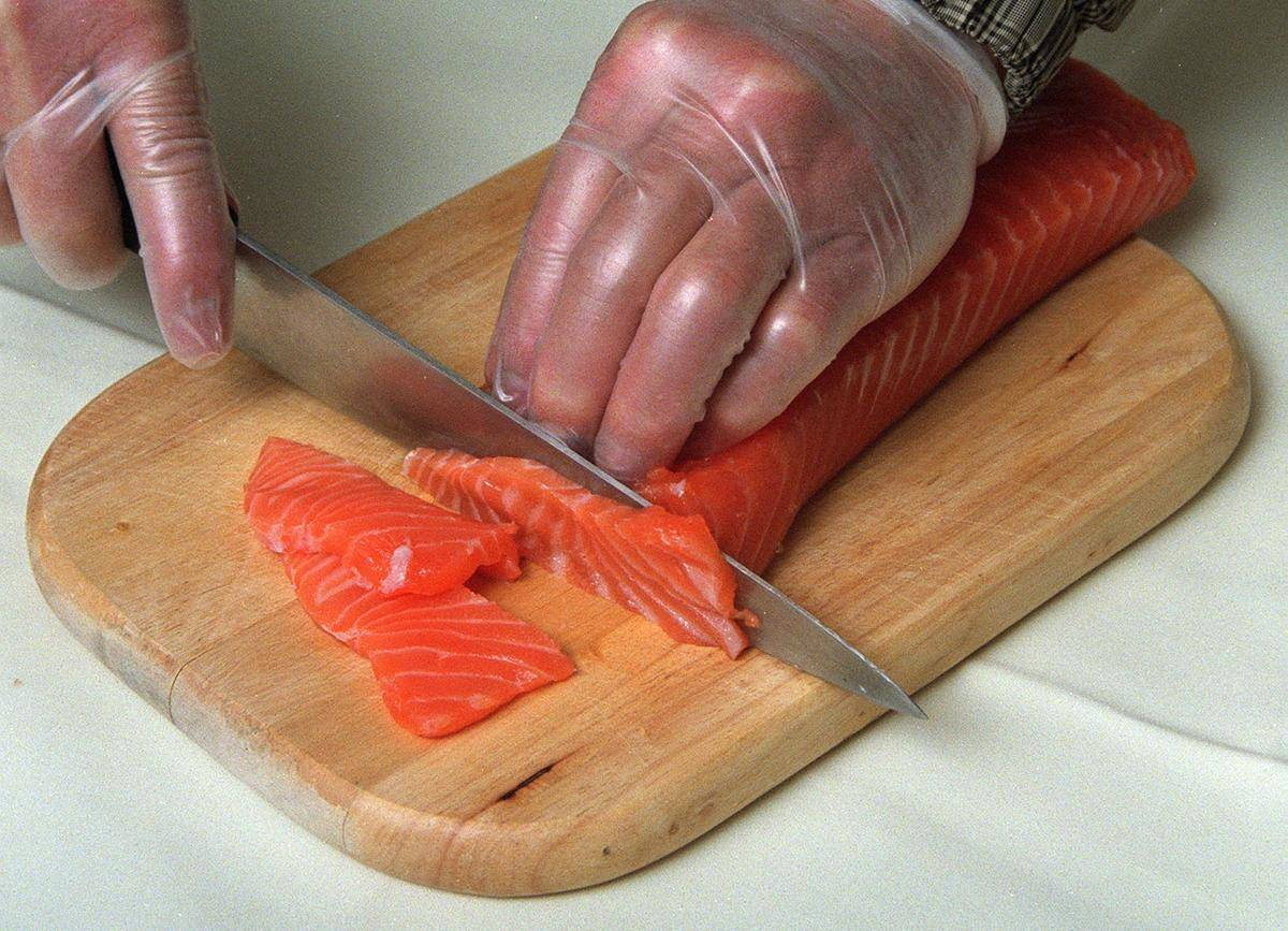Fatty Fish Helps Relieve Your Arteries