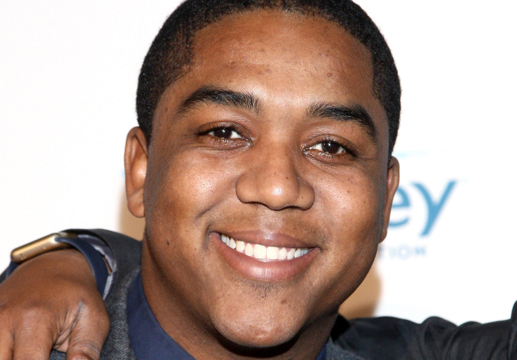 Christopher Massey smiling